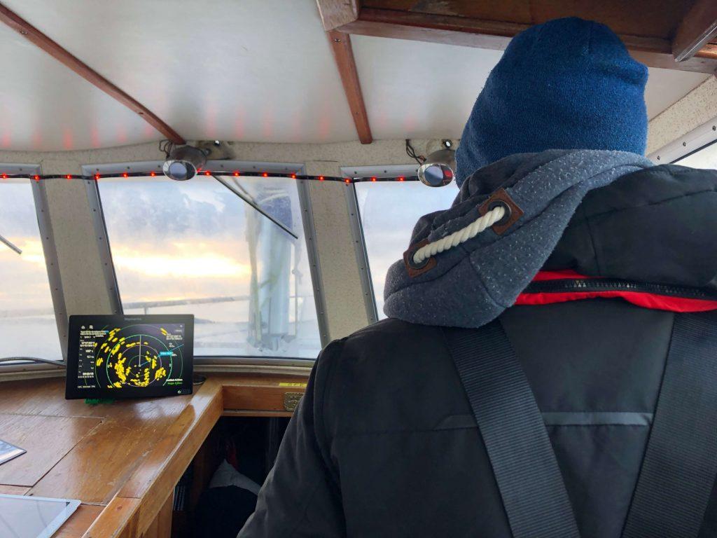 Fartygsbefäl klass viii för dig med färsk kustskeppare