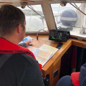 Båtpraktik dagtid